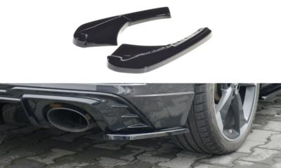 Audi RS3 8V Sportback Facelift Rear Side Splitters