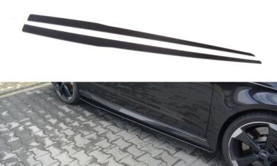 Audi RS3 8V Sportback Facelift Racing Side Skirt Diffuser Versie 1
