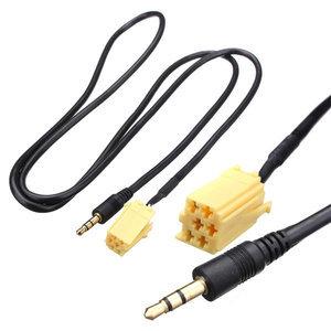 Fiat 500 Aux kabel