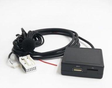Mercedes USB SD Card Mp3 Bluetooth