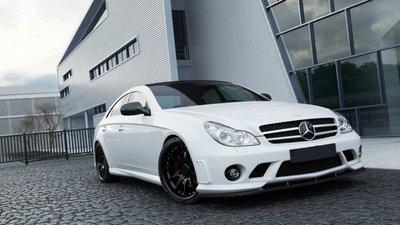 Mercedes CLS C219 AMG Look Voorbumper