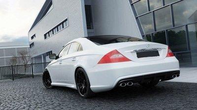 Mercedes CLS C219 AMG Look Achterbumper