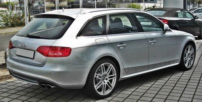 Audi A4 B8 Avant S-Line look Sideskirts