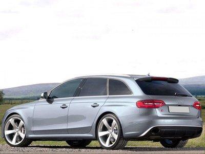 Audi A4 B8 Avant RS4 Look Achterklep spoiler Dakspoiler