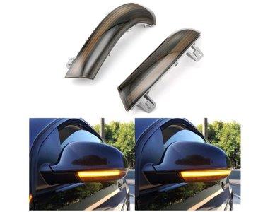 Volkswagen Golf 5 Golf Plus Eos Passat B5.5 B6 Jetta Dynamische Led Spiegel Knipperlichten Dynamic