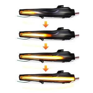 Mercedes C Klasse W205 E Klasse W213 W222 GLC Dynamische Led Spiegel knipperlichten