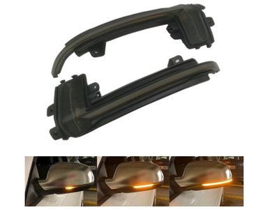 Audi A3 A4 A5 S3 S4 S5 Rs3 Rs4 Rs5 Led Dynamische Knipperlichten Spiegel Dynamic
