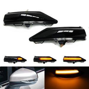Ford Fiesta MK8 Dynamische Led Spiegel knipperlichten Dynamic