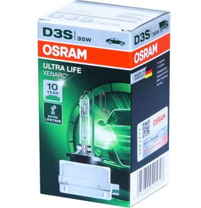 OSRAM D3S 66340ULT ULTRA LIFE Xenarc Xenon lamp