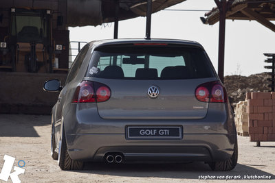 golf 5 gti edition 30 look achterbumper spoiler aanzetstuk. Black Bedroom Furniture Sets. Home Design Ideas