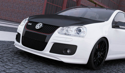 voorspoiler spoiler golf 5 gti edition 30 look ed30. Black Bedroom Furniture Sets. Home Design Ideas