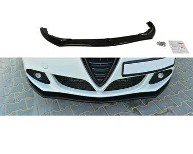 Alfa Romeo Giulietta Voorspoiler spoiler Versie 1 Carbon Look