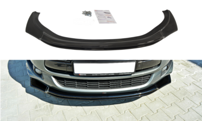 Voorspoiler spoiler Citroen DS5 Versie 1 Carbon Look
