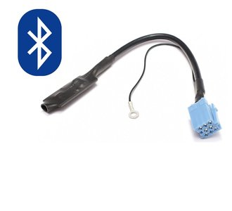 Audi 8 Pin Bluetooth Audio Streaming aux interface Adapter