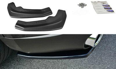 Alfa Romeo Stelvio Rear Side Splitters