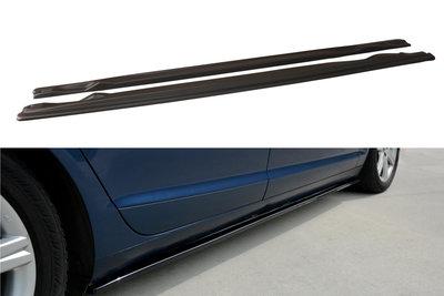 Audi A6 S Line Sideskirt Diffuser