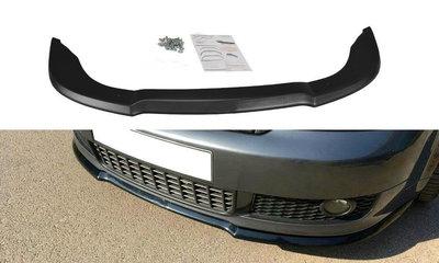 Audi A4 B6 S Line Voorspoiler Spoiler Splitter Versie 1