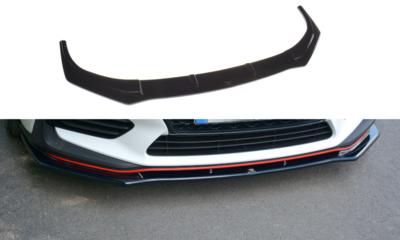 Hyundai I30 Voorspoiler Spoiler Splitter Versie 1