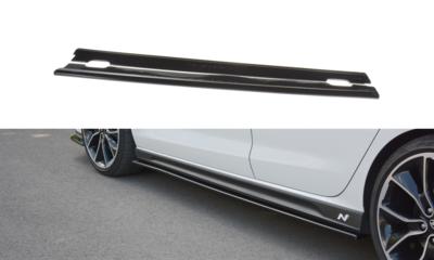 Hyundai I30 Sideskirt Diffuser