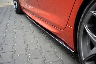 Bmw M6 Grand Coupe Sideskirt Diffuser