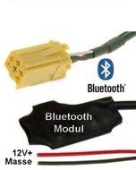 Alfa Romeo Spider Aux kabel Bluetooth Audiostreaming AD2P Iphone Samsung Mp3