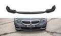Bmw 3 Serie G20 M pakket Voorspoiler Spoiler Splitter Versie 2 Maxton Design