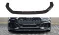 Audi RS3 8V Sportback Facelift Voorspoiler Spoiler Splitter Versie 1