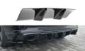 Audi RS3 8V Sportback Facelift Spoiler Rear Centre Diffuser