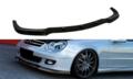 Voorspoiler spoiler Mercedes CLK W209 2006 t/m 2009 Carbon Look