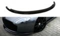 Voorspoiler spoiler Aston Martin Vantage V8 Hoogglans Zwart