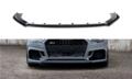 Audi RS3 8V Facelift Voorspoiler Spoiler Splitter Versie 2