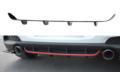 Hyundai I30 Valance Spoiler Rear Centre