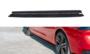 Peugeot 508 SW MK2 Sideskirt Diffuser Maxton Design