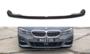 Bmw 3 Serie G20 M pakket Voorspoiler Spoiler Splitter Versie 3 Maxton Design