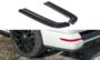 Volkswagen T6 Transporter Rear Side Splitters