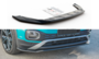 VW T Cross Voorspoiler Spoiler Splitter Versie 1