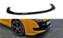 Voorspoiler spoiler Renault Megane 3 RS Versie 2 2010 t/m 2015 Hoogglans Pianolak Zwart_9