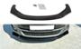 Voorspoiler spoiler Citroen DS5 Versie 1 Hoogglans Zwart_