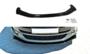 Voorspoiler spoiler Citroen DS5 Versie 2 Hoogglans Zwart_9