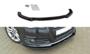Voorspoiler spoiler Audi S3 8p Facelift 2009 / 2013 Versie 1 Hoogglans Zwart_9