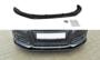 Voorspoiler spoiler Audi S3 8p Facelift 2009 / 2013 Versie 2 Hoogglans Zwart_9